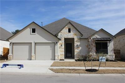 Georgetown Single Family Home For Sale: 908 Naranjo Dr