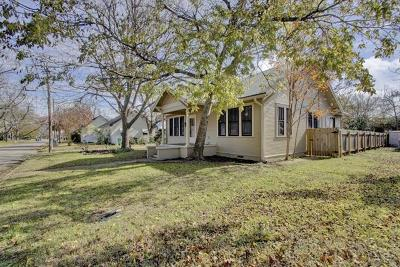 Single Family Home For Sale: 409 W 10th St