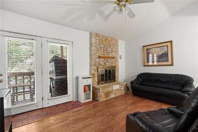 Travis County Condo/Townhouse Pending - Taking Backups: 6903 Deatonhill Dr #27