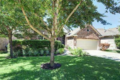 Bee Cave Single Family Home For Sale: 4517 Pyrenees Pass