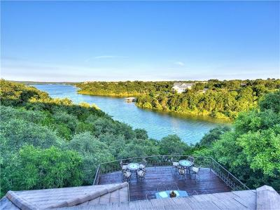 Spicewood Single Family Home For Sale: 2703 Sailboat Pass