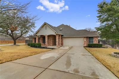 Pflugerville Single Family Home Pending - Taking Backups: 800 Oxford Dr