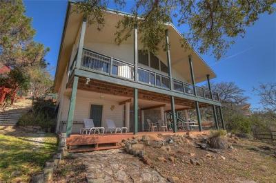 Burnet TX Single Family Home For Sale: $475,000