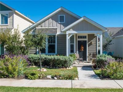 Kyle Single Family Home For Sale: 1506 Sanders