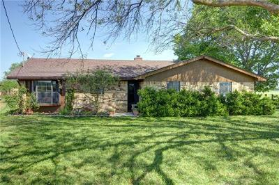 Bastrop County Single Family Home For Sale: 181 Ethel Rd