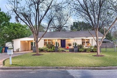 Single Family Home Pending - Taking Backups: 4613 Richmond Ave
