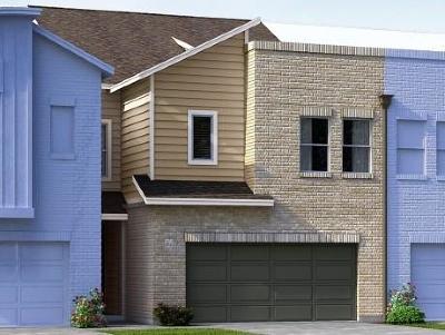 Austin TX Condo/Townhouse For Sale: $327,990