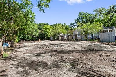 Austin Residential Lots & Land For Sale: 4502 Avenue F