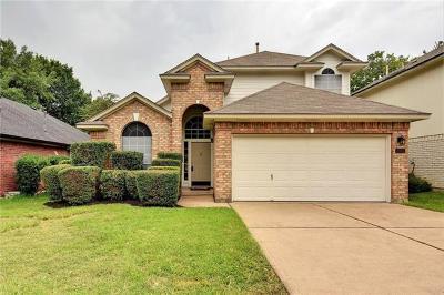 Austin Single Family Home For Sale: 9372 Bernoulli Dr