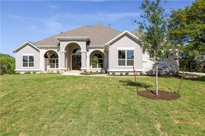 Leander Single Family Home For Sale: 3404 Prairie Heights Dr