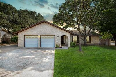 Round Rock Single Family Home Pending - Taking Backups: 2001 Deep Wood Dr