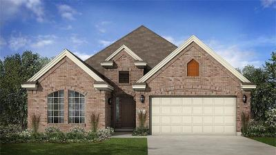Leander  Single Family Home For Sale: 2604 Granite Hill Dr