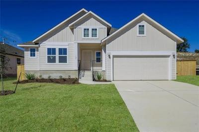 Liberty Hill Single Family Home For Sale: 121 Orchard Park Dr