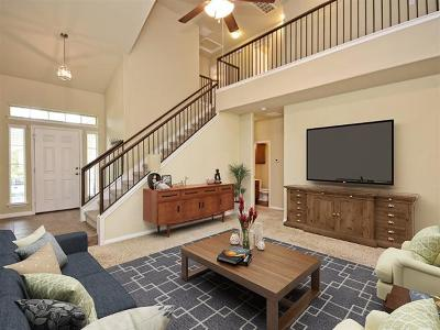 Manor Single Family Home For Sale: 12405 Timber Arch Ln