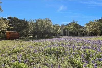 Dripping Springs Single Family Home Pending - Taking Backups: 10523 Hill Country Skyline