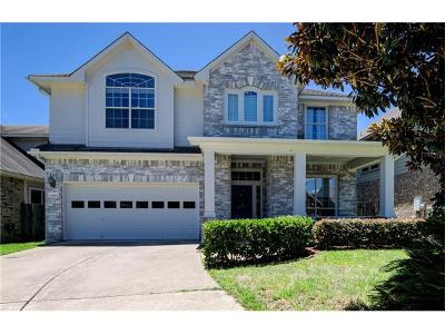 Travis County Single Family Home For Sale: 6901 Poncha Pass