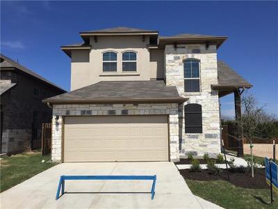 Cedar Park Condo/Townhouse For Sale: 3240 E Whitestone Blvd #15
