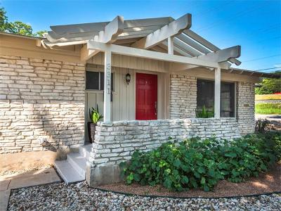 Austin Single Family Home For Sale: 3311 Skylark Dr
