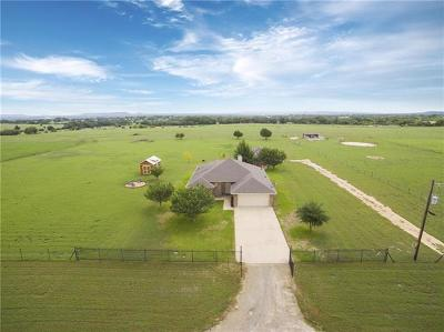 Killeen Single Family Home For Sale: 1308 Briggs Rd