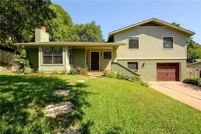 Austin Single Family Home For Sale: 2904 Oakhaven Dr