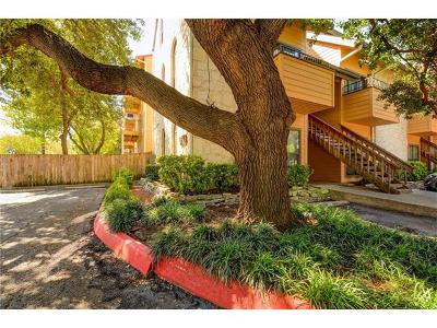 Condo/Townhouse Pending - Taking Backups: 2714 Nueces St #102