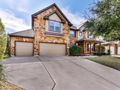 Bee Cave Single Family Home For Sale: 4713 Mont Blanc Dr