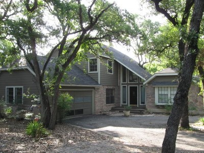Leander Single Family Home For Sale: 112 Woodland Trl