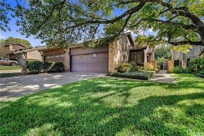 Travis County Condo/Townhouse Pending - Taking Backups: 8133 Forest Mesa Dr