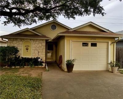 Austin Single Family Home For Sale: 13103 Pollard Dr