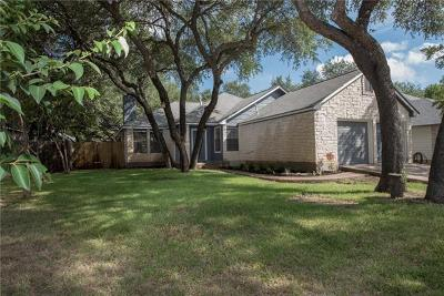 Leander Single Family Home For Sale: 801 Birch Brook Dr