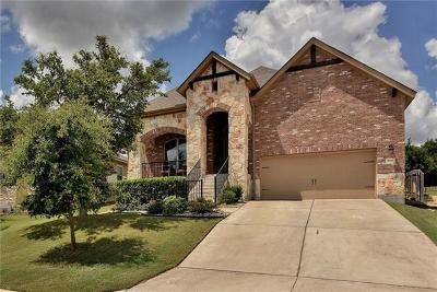 Spicewood Single Family Home For Sale: 5437 Texas Bluebell Dr