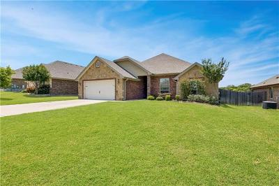 Harker Heights Single Family Home For Sale: 2509 Boxwood Dr