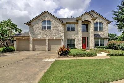 Pflugerville Single Family Home For Sale: 2301 Amen Corner Rd