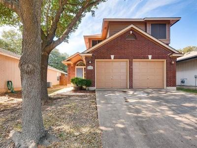 Hays County, Travis County, Williamson County Single Family Home Pending - Taking Backups: 8925 Taline Cir