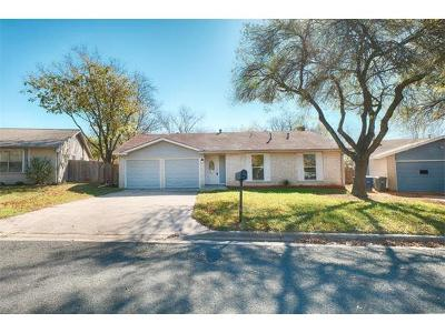 Travis County Single Family Home For Sale: 11101 Jordan Ln