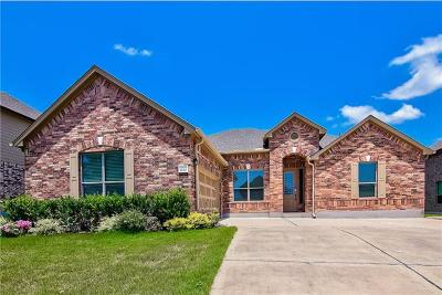 Pflugerville Single Family Home For Sale: 1220 Autumn Sage Way