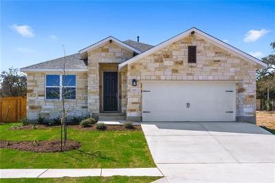 Leander Single Family Home For Sale: 2401 Brook Crest Way