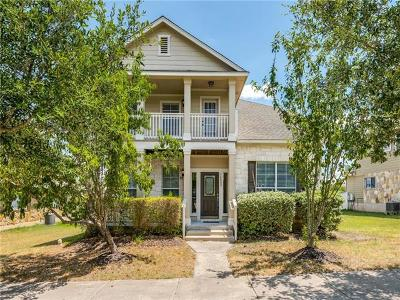 Pflugerville, Round Rock Single Family Home For Sale: 18009 Glacier Bay St