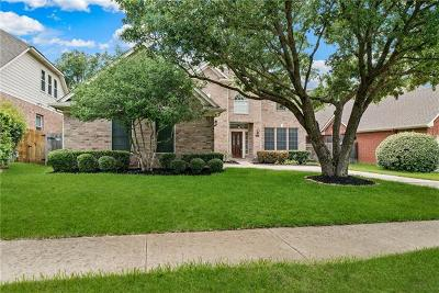 Austin Single Family Home For Sale: 15104 Thatcher Dr