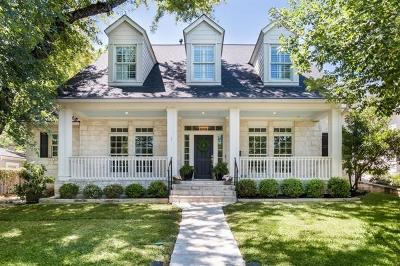 Austin Single Family Home For Sale: 2303 Tower Dr