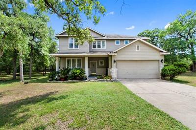 Cedar Creek Single Family Home For Sale: 126 McLeod