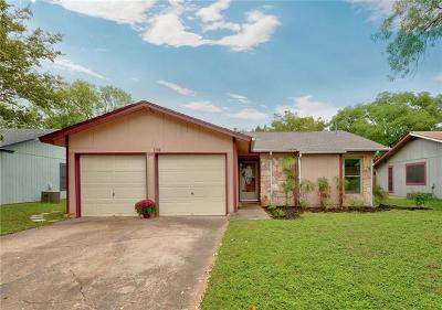 Hays County, Travis County, Williamson County Single Family Home For Sale: 3708 Tamil St