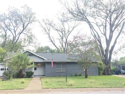 Austin Single Family Home Pending - Taking Backups: 5305 Middale Ln