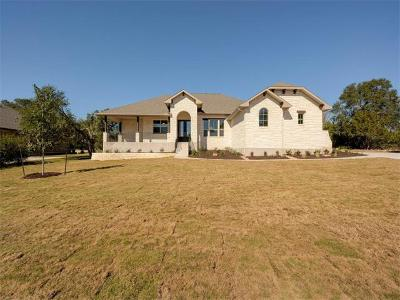 Hays County Single Family Home For Sale: 440 Hawthorne Loop