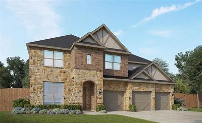 Pflugerville Single Family Home For Sale: 19225 Tristan Stone Dr