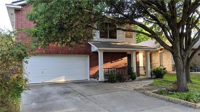 Leander Single Family Home Pending - Taking Backups: 1245 Pine Portage Loop