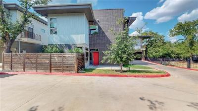 Austin TX Condo/Townhouse For Sale: $549,900