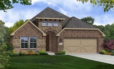 Buda Single Family Home For Sale: 525 Leadtree Loop