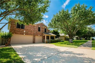 Pflugerville Single Family Home For Sale: 707 Sunflower Dr