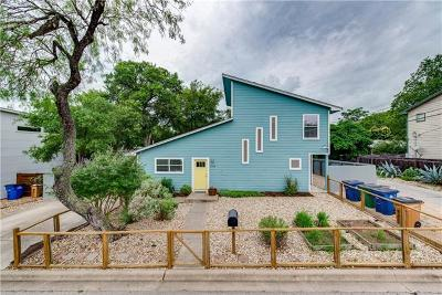 Austin Single Family Home Pending - Taking Backups: 1304 Alamo St